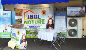 isolnature foire Nancy